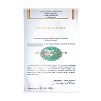 Zielona Etykieta 1999